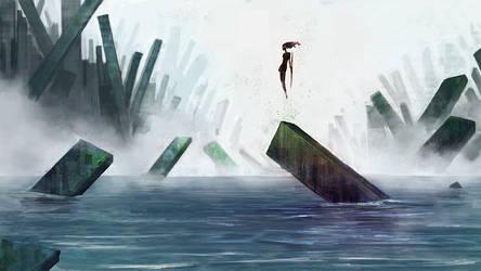 surreal by CavalierediSpade