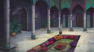 Palace by CavalierediSpade