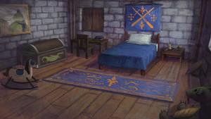 Medieval Kid Room