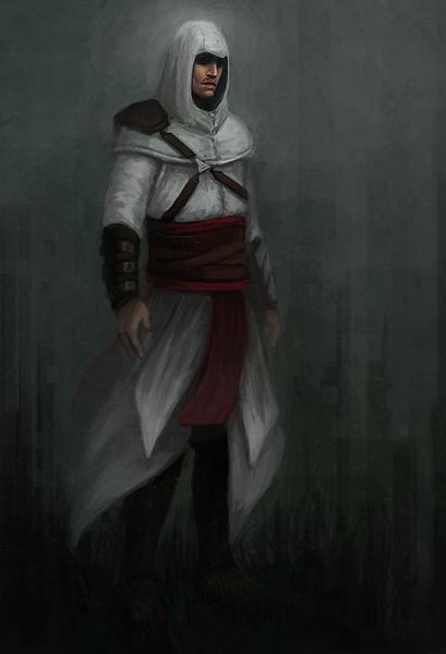 Altair by CavalierediSpade