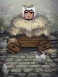 Petit Altair by CavalierediSpade