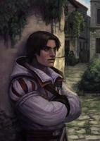 Ezio II by CavalierediSpade