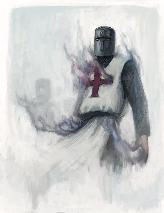 Crusader III by CavalierediSpade