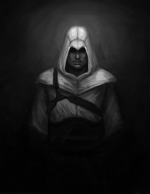 Altair Digisketch by CavalierediSpade