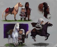 Petit sketches