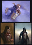 Assassin's Creed: sketches I