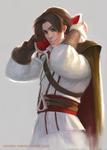 Cartoon Ezio