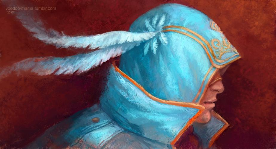 Arno Dorian - Master Phantom Hood by CavalierediSpade