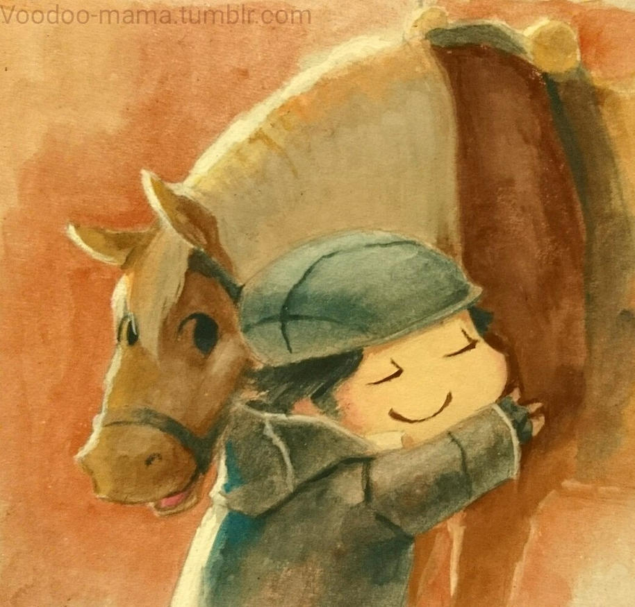 Good Horse by CavalierediSpade