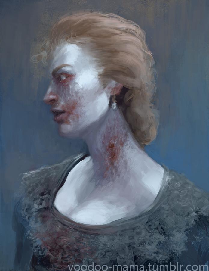 Vampyre by CavalierediSpade
