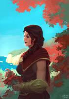 Kassandra by CavalierediSpade