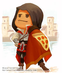 Ezio Pizza Clan
