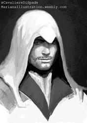 Ezio from Brotherhood