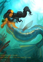Mermay IV: Caribbean Mermaid