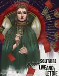 Bond Girl: Solitaire by CavalierediSpade