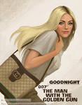 Bond Girl: Goodnight by CavalierediSpade