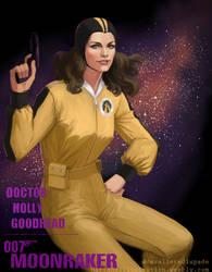 Bond Girl: Holly Goodhead