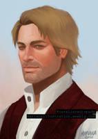 Portrait Commission: Arthur