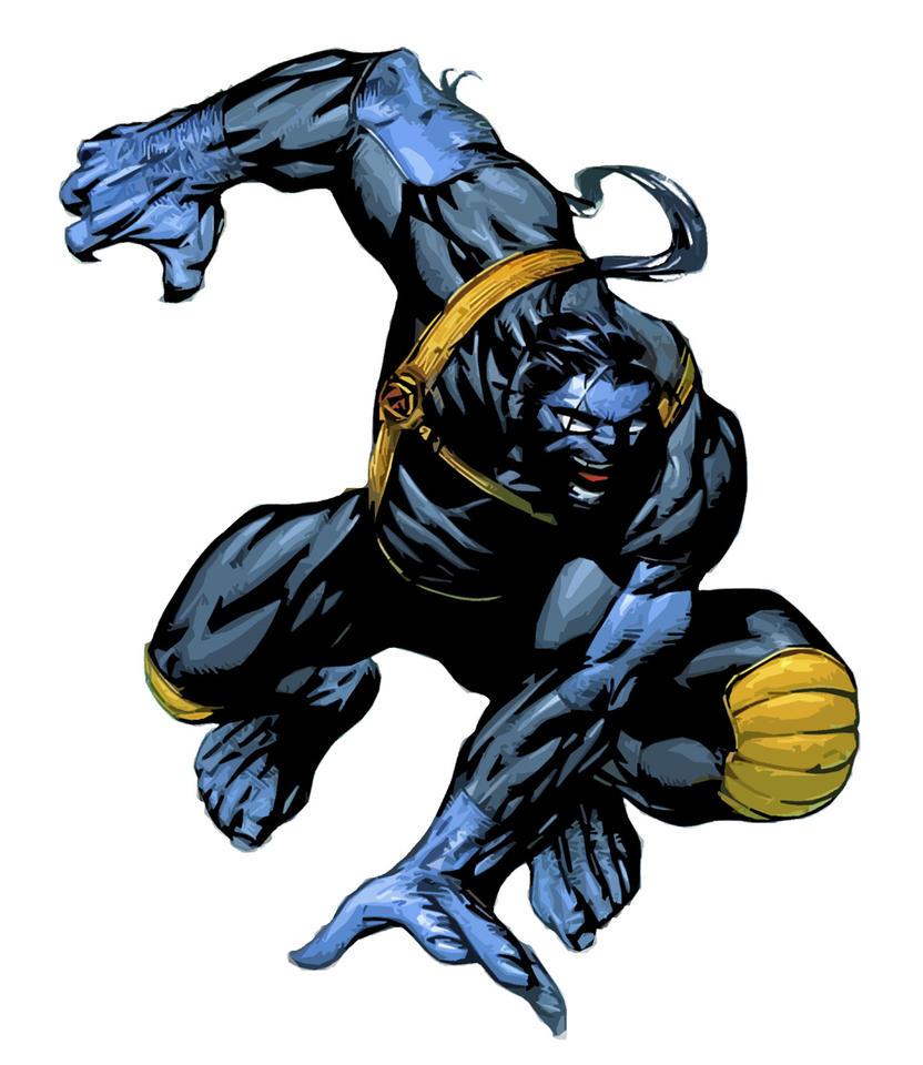 Beast - Marvel.X-Men.D...