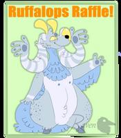 Ruffalops Raffle! (Closed) by Small-Raven