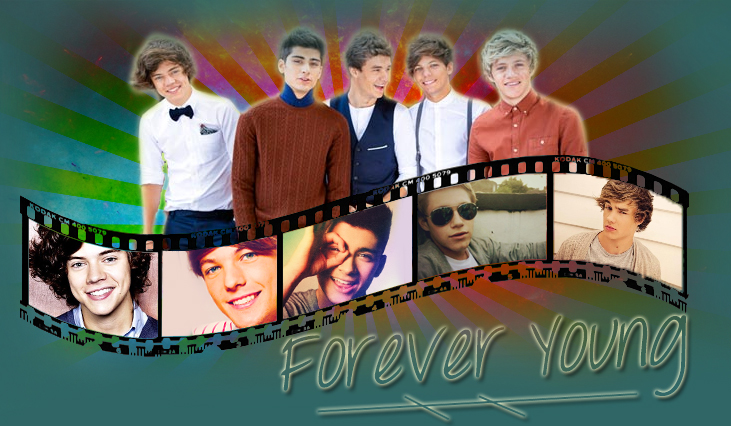 One Direction: Forever Young by xMarr