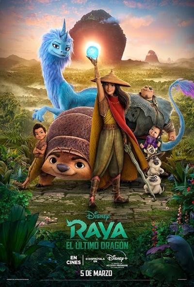 Raya y el ultimo dragon ver pelicula Online Gratis