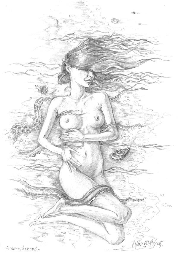A warm dreams by Voblin