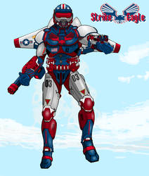 Strike Eagle by Mithras-Imagicron
