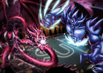 Slifer vs Obelisk