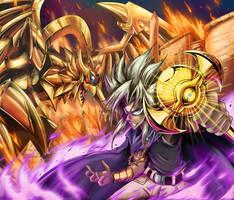 Battle of Villains 2: Marik Isthar by Kraus-Illustration
