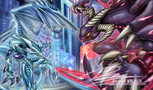 Stardust Dragon vs Red Dragon Archifiend