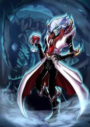 Kaibaman, The Vampire Lord by Kraus-Illustration