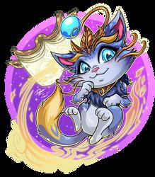 Yuumi, The Magical Cat