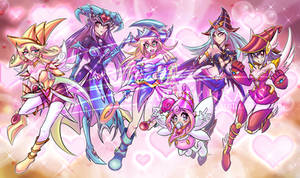 Dark Magician Girls