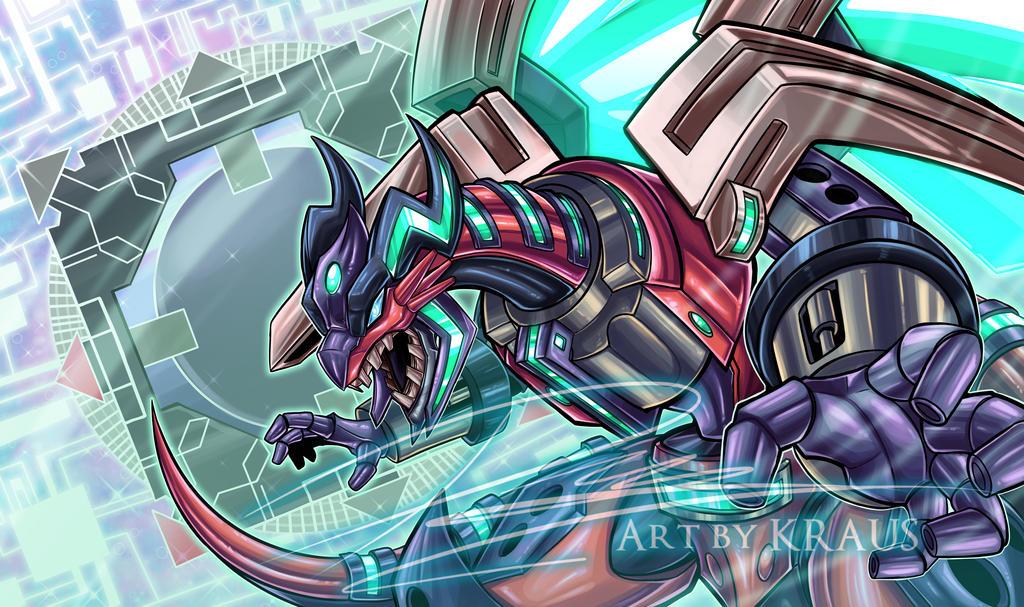 Borreload Dragon Mat design