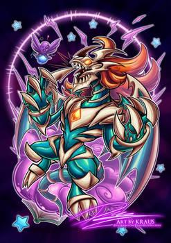 Toon Chaos - Emperor Dragon