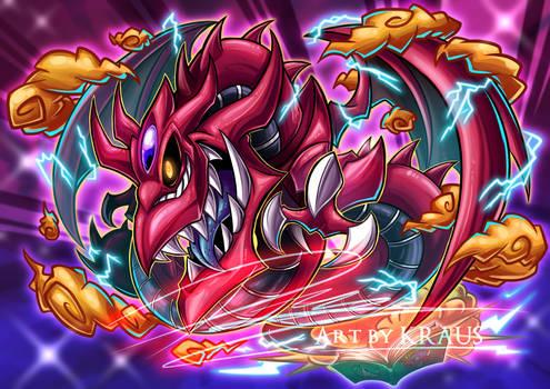 Slifer, The Toon Dragon
