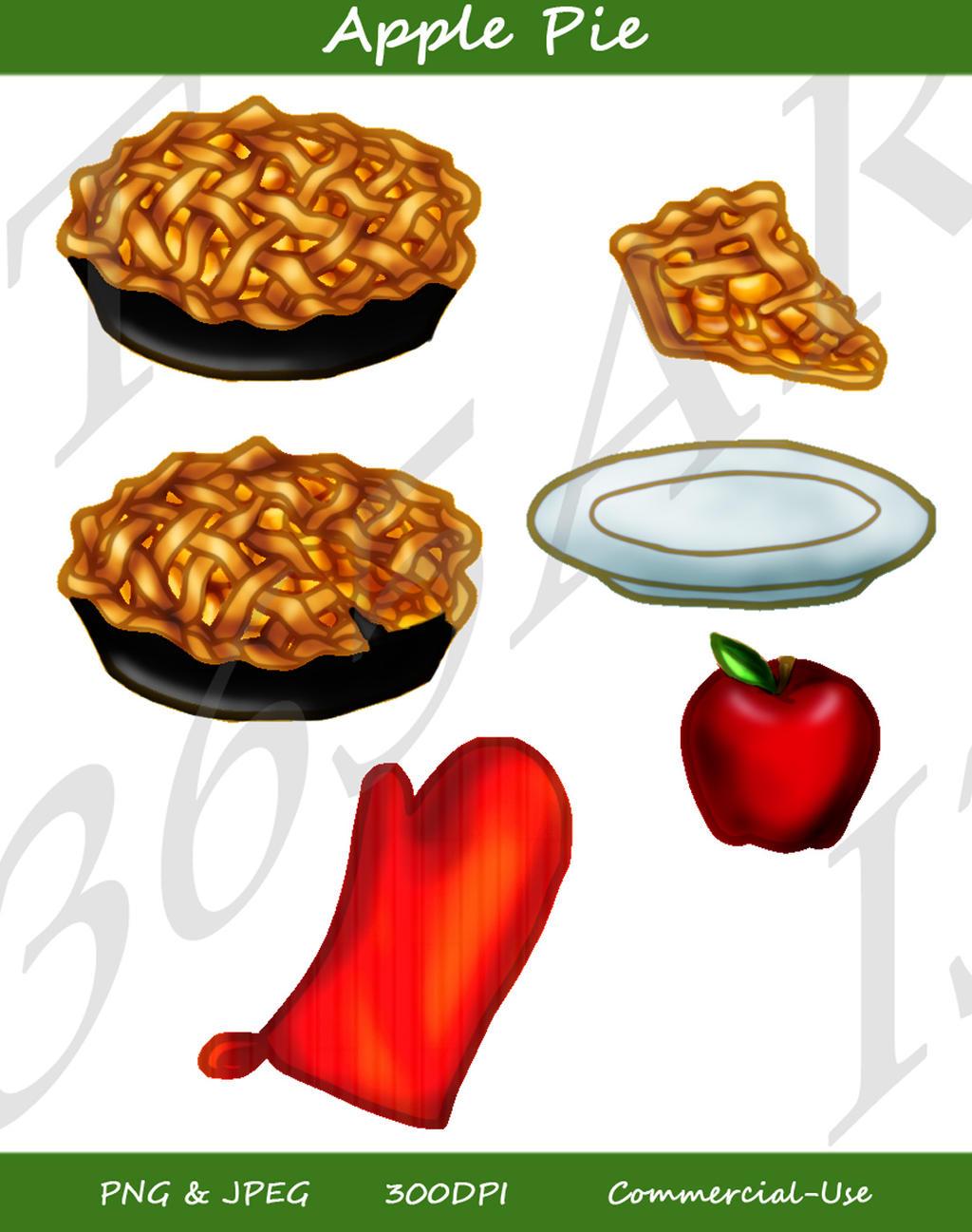 free food clipart apple pie - photo #31