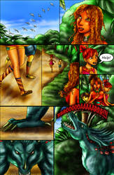 Cosmos Song - Page 8 - From out of the wild