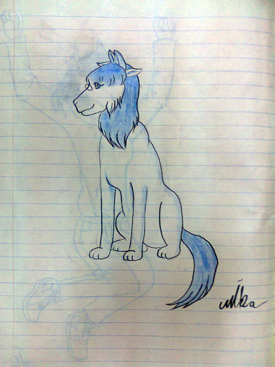 MikaTheBlueKitty's Profile Picture