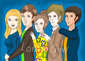 The London Crew: characters