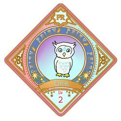 Ap mascot: Olie