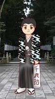 SRA- [P] Johnny on shichi-go-san day