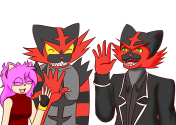 Pokemon furries: [Spcial] Meet your special friend
