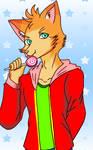 Lollipop or kitty?