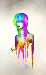 A girl by Ravel-117