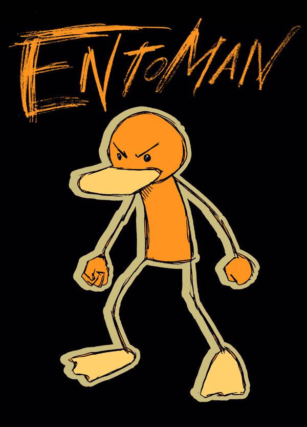 Entoman by Yeocalypso