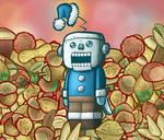 Robobob Adventskalender by Yeocalypso