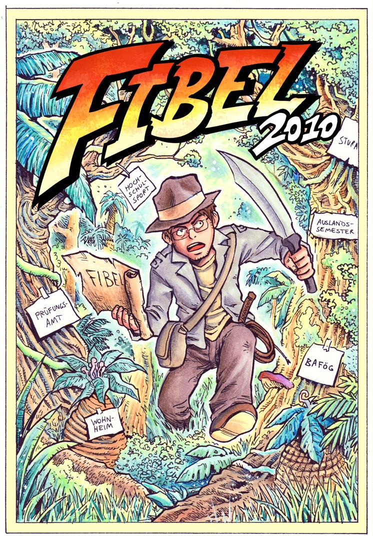 Fibel Cover 2010 End-Colo No.1 by Yeocalypso