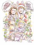 2010 Christmas Card Version 1